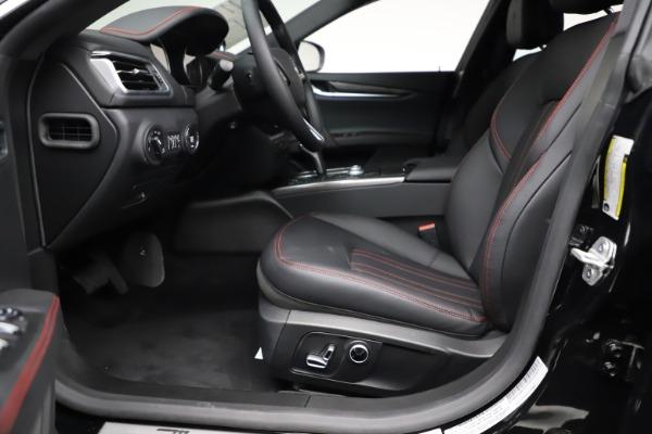 New 2021 Maserati Ghibli S Q4 for sale $86,654 at Pagani of Greenwich in Greenwich CT 06830 15