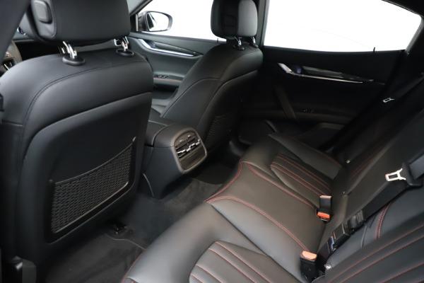 New 2021 Maserati Ghibli S Q4 for sale $86,654 at Pagani of Greenwich in Greenwich CT 06830 17
