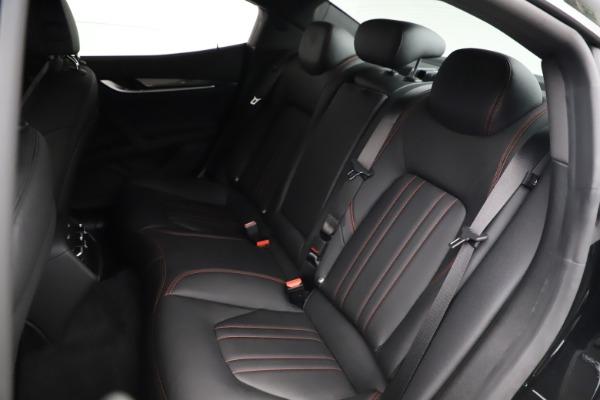 New 2021 Maserati Ghibli S Q4 for sale $86,654 at Pagani of Greenwich in Greenwich CT 06830 19