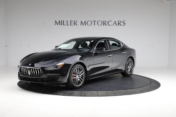 New 2021 Maserati Ghibli S Q4 for sale $86,654 at Pagani of Greenwich in Greenwich CT 06830 2