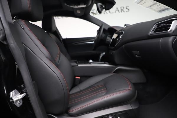 New 2021 Maserati Ghibli S Q4 for sale $86,654 at Pagani of Greenwich in Greenwich CT 06830 21