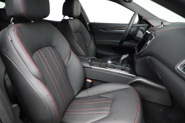 New 2021 Maserati Ghibli S Q4 for sale $86,654 at Pagani of Greenwich in Greenwich CT 06830 22