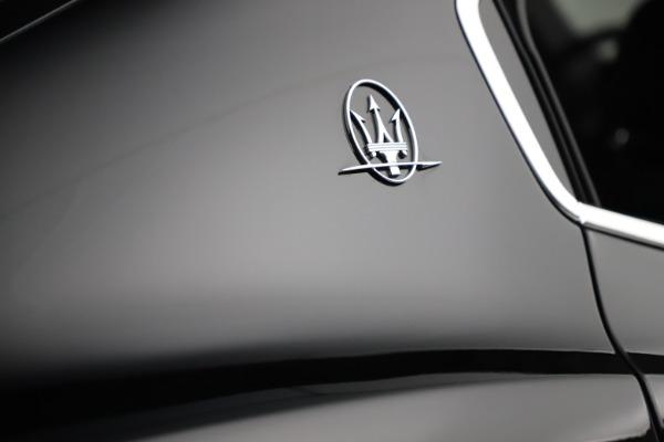 New 2021 Maserati Ghibli S Q4 for sale $86,654 at Pagani of Greenwich in Greenwich CT 06830 25