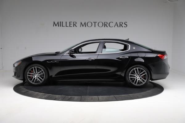 New 2021 Maserati Ghibli S Q4 for sale $86,654 at Pagani of Greenwich in Greenwich CT 06830 3