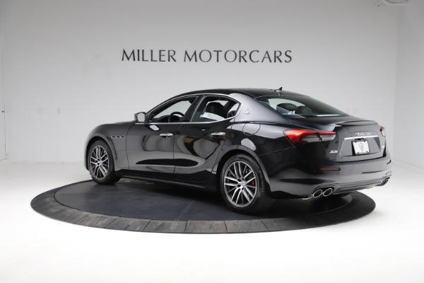 New 2021 Maserati Ghibli S Q4 for sale $86,654 at Pagani of Greenwich in Greenwich CT 06830 4