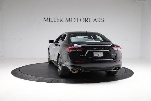 New 2021 Maserati Ghibli S Q4 for sale $86,654 at Pagani of Greenwich in Greenwich CT 06830 5