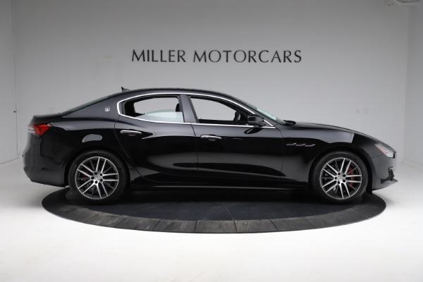 New 2021 Maserati Ghibli S Q4 for sale $86,654 at Pagani of Greenwich in Greenwich CT 06830 9
