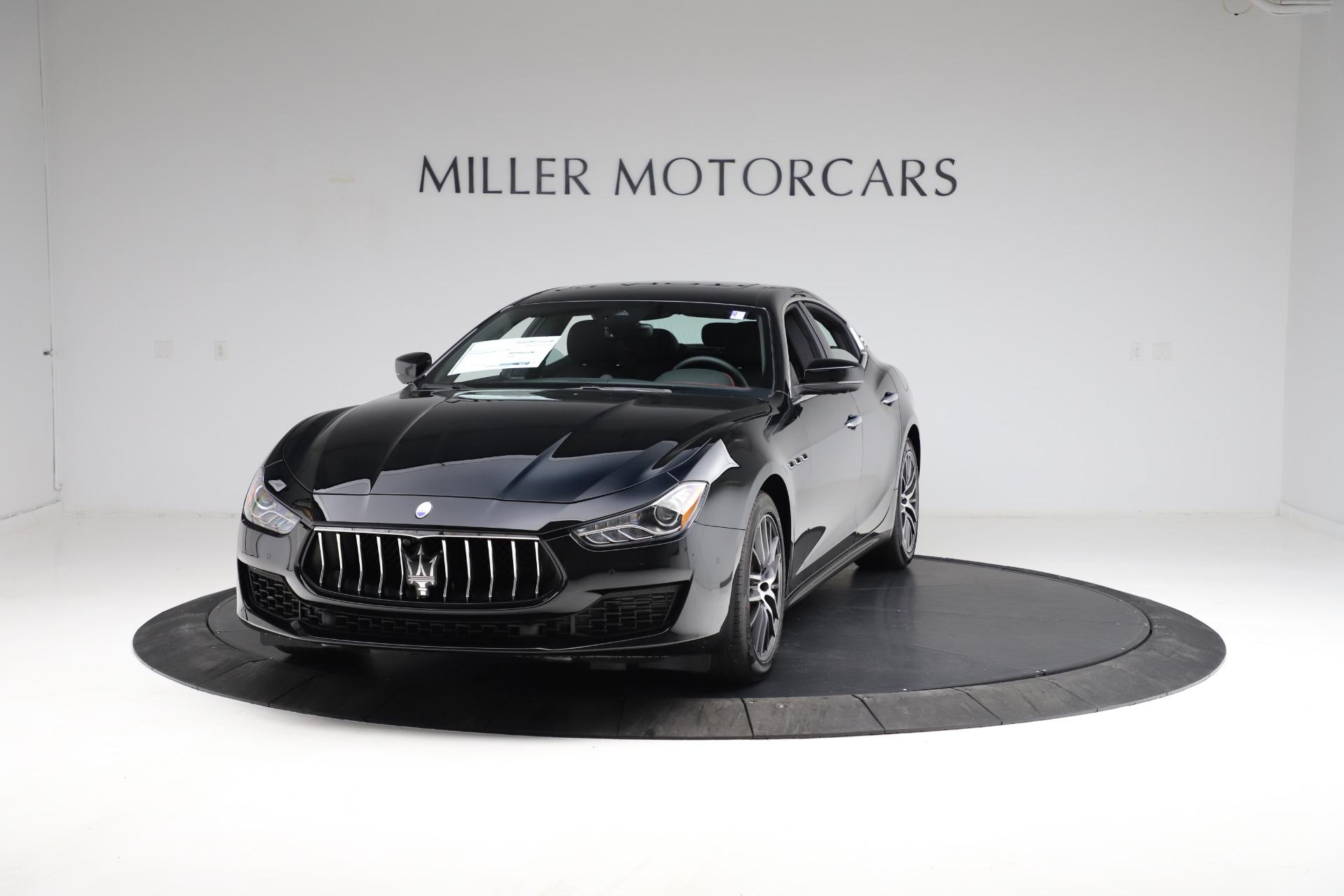 New 2021 Maserati Ghibli S Q4 for sale $86,654 at Pagani of Greenwich in Greenwich CT 06830 1