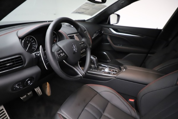 New 2021 Maserati Levante GTS for sale $135,485 at Pagani of Greenwich in Greenwich CT 06830 14