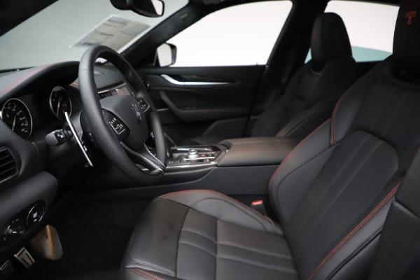 New 2021 Maserati Levante GTS for sale $135,485 at Pagani of Greenwich in Greenwich CT 06830 15