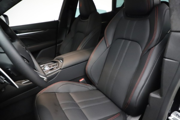 New 2021 Maserati Levante GTS for sale $135,485 at Pagani of Greenwich in Greenwich CT 06830 16