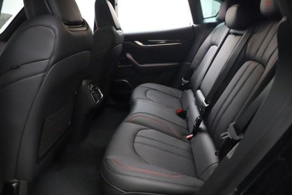 New 2021 Maserati Levante GTS for sale $135,485 at Pagani of Greenwich in Greenwich CT 06830 19