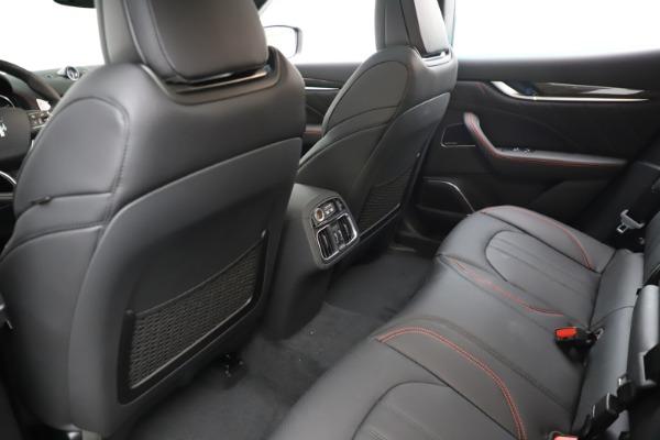 New 2021 Maserati Levante GTS for sale $135,485 at Pagani of Greenwich in Greenwich CT 06830 20