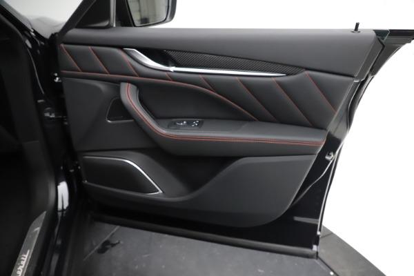 New 2021 Maserati Levante GTS for sale $135,485 at Pagani of Greenwich in Greenwich CT 06830 23
