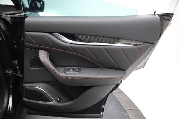 New 2021 Maserati Levante GTS for sale $135,485 at Pagani of Greenwich in Greenwich CT 06830 25