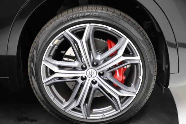 New 2021 Maserati Levante GTS for sale $135,485 at Pagani of Greenwich in Greenwich CT 06830 28
