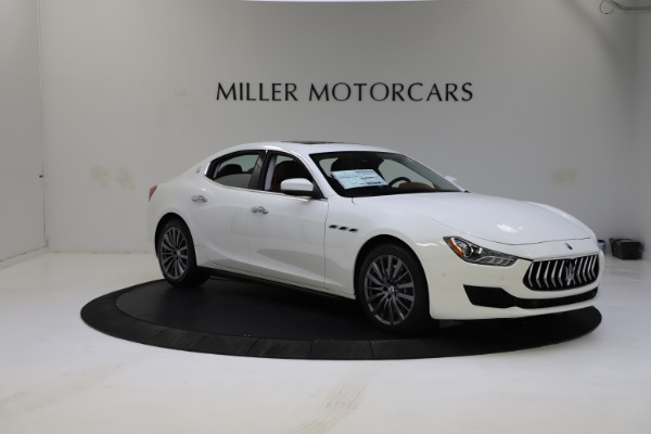 New 2021 Maserati Ghibli S Q4 for sale $85,754 at Pagani of Greenwich in Greenwich CT 06830 11