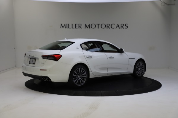New 2021 Maserati Ghibli S Q4 for sale $85,754 at Pagani of Greenwich in Greenwich CT 06830 8