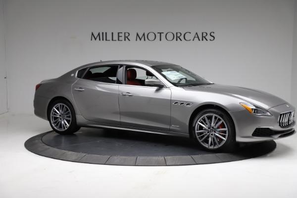 New 2021 Maserati Quattroporte S Q4 GranLusso for sale $122,435 at Pagani of Greenwich in Greenwich CT 06830 10