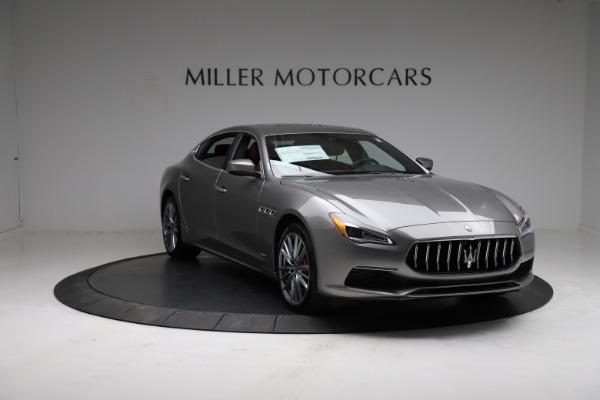 New 2021 Maserati Quattroporte S Q4 GranLusso for sale $122,435 at Pagani of Greenwich in Greenwich CT 06830 11