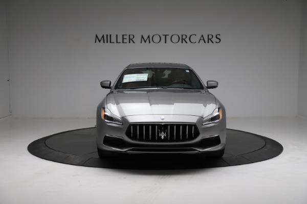 New 2021 Maserati Quattroporte S Q4 GranLusso for sale $122,435 at Pagani of Greenwich in Greenwich CT 06830 12