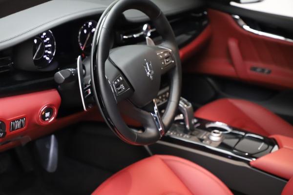 New 2021 Maserati Quattroporte S Q4 GranLusso for sale $122,435 at Pagani of Greenwich in Greenwich CT 06830 13