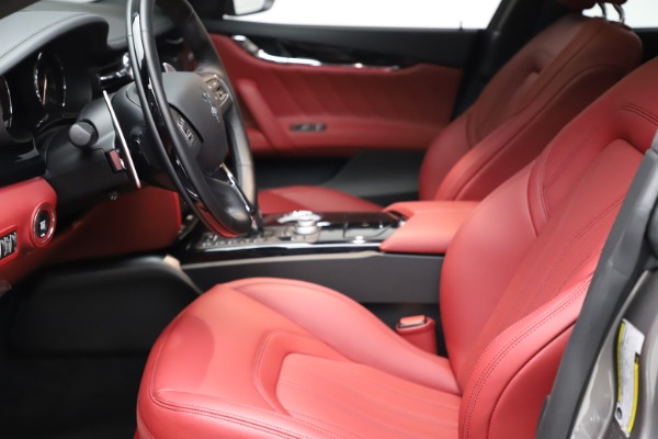 New 2021 Maserati Quattroporte S Q4 GranLusso for sale $122,435 at Pagani of Greenwich in Greenwich CT 06830 15