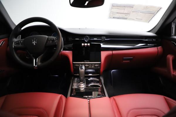 New 2021 Maserati Quattroporte S Q4 GranLusso for sale $122,435 at Pagani of Greenwich in Greenwich CT 06830 16