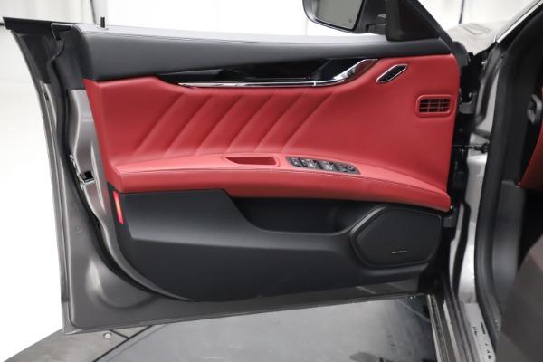 New 2021 Maserati Quattroporte S Q4 GranLusso for sale $122,435 at Pagani of Greenwich in Greenwich CT 06830 17