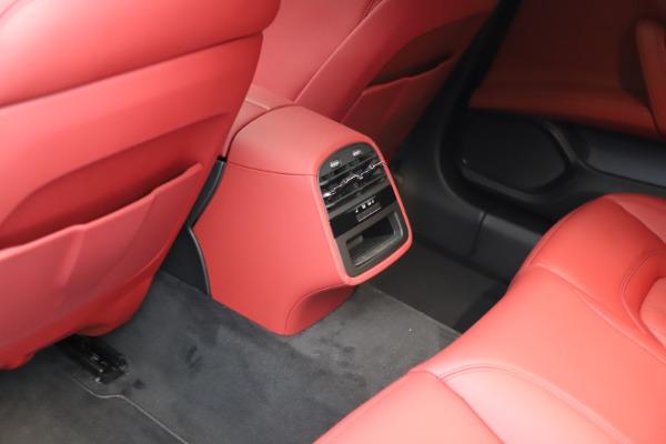 New 2021 Maserati Quattroporte S Q4 GranLusso for sale $122,435 at Pagani of Greenwich in Greenwich CT 06830 19
