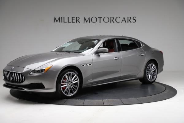 New 2021 Maserati Quattroporte S Q4 GranLusso for sale $122,435 at Pagani of Greenwich in Greenwich CT 06830 2