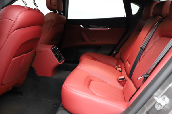 New 2021 Maserati Quattroporte S Q4 GranLusso for sale $122,435 at Pagani of Greenwich in Greenwich CT 06830 20
