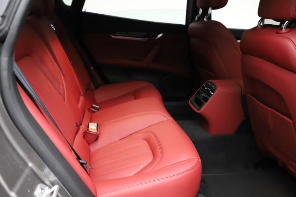 New 2021 Maserati Quattroporte S Q4 GranLusso for sale $122,435 at Pagani of Greenwich in Greenwich CT 06830 24