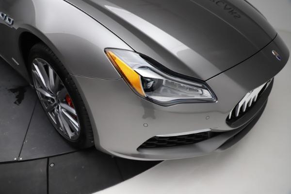 New 2021 Maserati Quattroporte S Q4 GranLusso for sale $122,435 at Pagani of Greenwich in Greenwich CT 06830 25