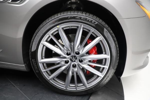New 2021 Maserati Quattroporte S Q4 GranLusso for sale $122,435 at Pagani of Greenwich in Greenwich CT 06830 26