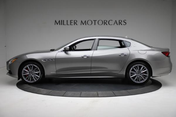 New 2021 Maserati Quattroporte S Q4 GranLusso for sale $122,435 at Pagani of Greenwich in Greenwich CT 06830 3