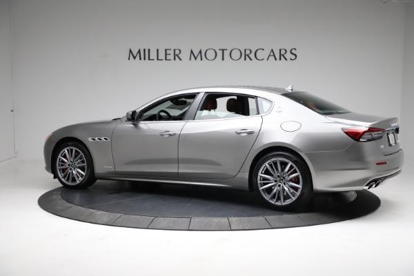 New 2021 Maserati Quattroporte S Q4 GranLusso for sale $122,435 at Pagani of Greenwich in Greenwich CT 06830 4
