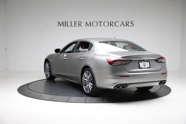 New 2021 Maserati Quattroporte S Q4 GranLusso for sale $122,435 at Pagani of Greenwich in Greenwich CT 06830 5