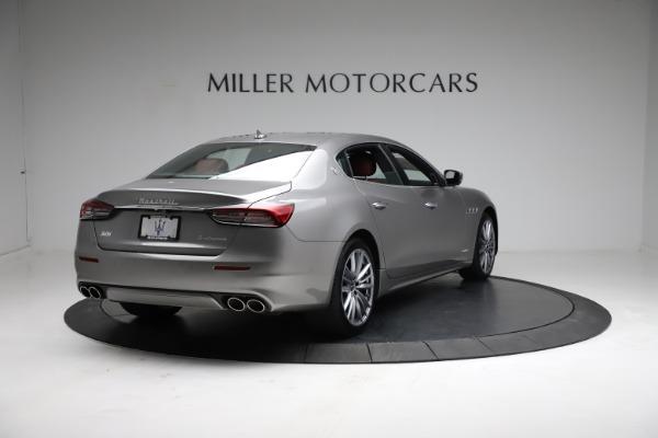New 2021 Maserati Quattroporte S Q4 GranLusso for sale $122,435 at Pagani of Greenwich in Greenwich CT 06830 8