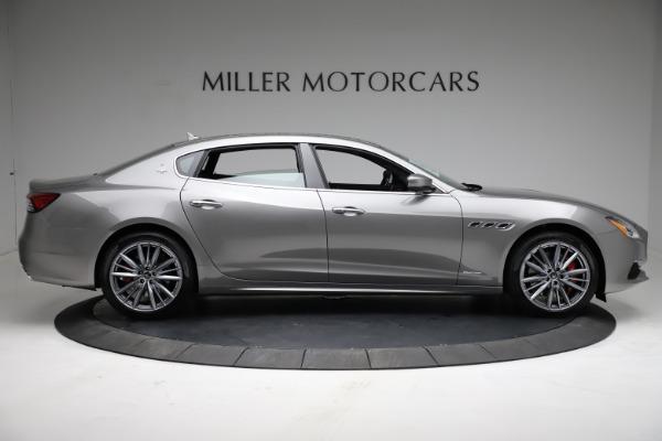 New 2021 Maserati Quattroporte S Q4 GranLusso for sale $122,435 at Pagani of Greenwich in Greenwich CT 06830 9