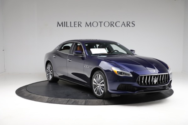 New 2021 Maserati Quattroporte S Q4 for sale Call for price at Pagani of Greenwich in Greenwich CT 06830 11