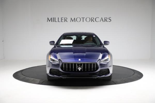 New 2021 Maserati Quattroporte S Q4 for sale Call for price at Pagani of Greenwich in Greenwich CT 06830 12