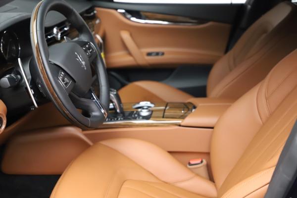 New 2021 Maserati Quattroporte S Q4 for sale Call for price at Pagani of Greenwich in Greenwich CT 06830 14