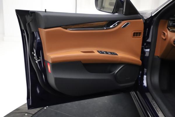 New 2021 Maserati Quattroporte S Q4 for sale Call for price at Pagani of Greenwich in Greenwich CT 06830 16