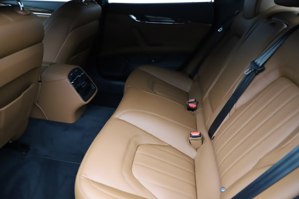 New 2021 Maserati Quattroporte S Q4 for sale Call for price at Pagani of Greenwich in Greenwich CT 06830 17