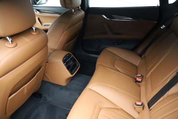New 2021 Maserati Quattroporte S Q4 for sale Call for price at Pagani of Greenwich in Greenwich CT 06830 18