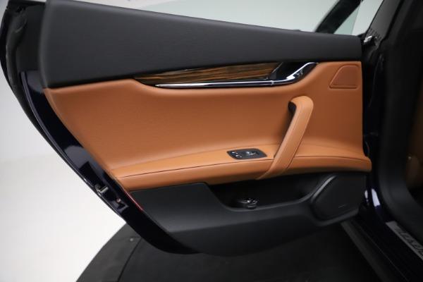 New 2021 Maserati Quattroporte S Q4 for sale Call for price at Pagani of Greenwich in Greenwich CT 06830 19