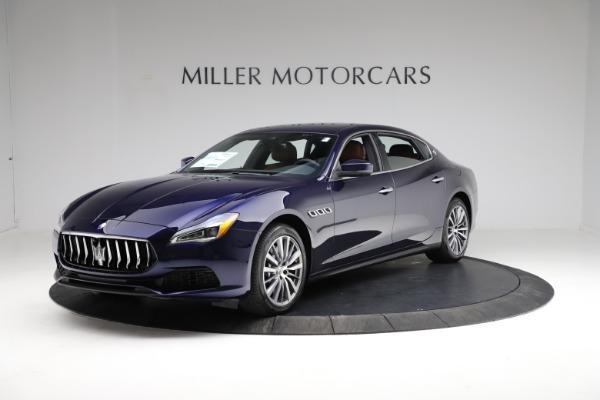 New 2021 Maserati Quattroporte S Q4 for sale Call for price at Pagani of Greenwich in Greenwich CT 06830 2