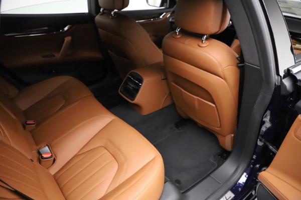 New 2021 Maserati Quattroporte S Q4 for sale Call for price at Pagani of Greenwich in Greenwich CT 06830 20