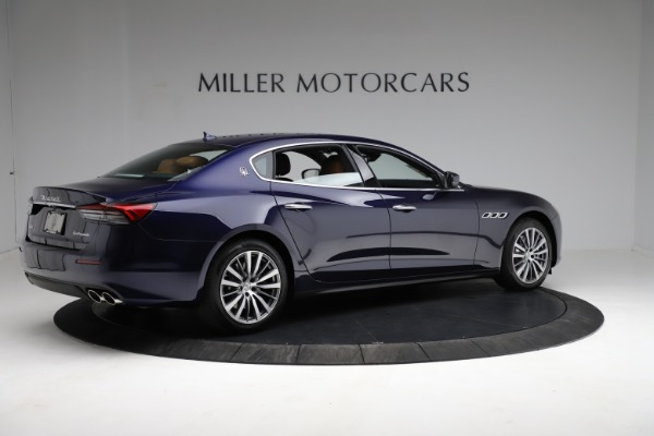 New 2021 Maserati Quattroporte S Q4 for sale Call for price at Pagani of Greenwich in Greenwich CT 06830 8